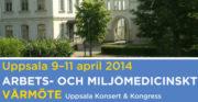 CVK på Arbets- och Miljömedicinska vårmötet